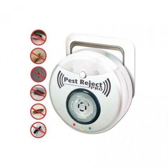 Dispozitiv cu ultrasunete impotriva daunatorilor