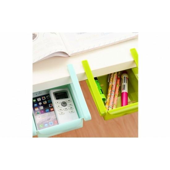 1 + 1 GRATIS Cutie depozitare universala - organizator- pentru birou,dulap,frigider