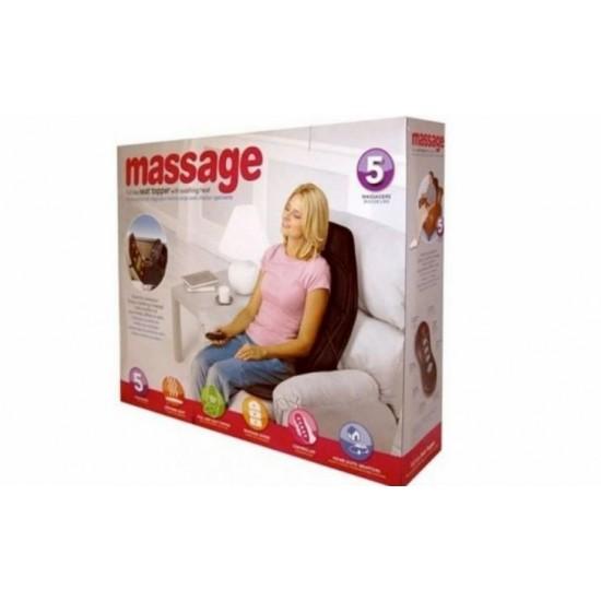 Husa pentru scaun cu incalzire si masaj